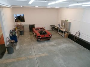 Our New Body Shop