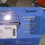 The Bluetooth interface box
