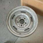 Used wheel from our warehouse