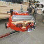 Engine almost ready for installation