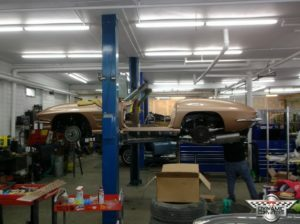 Dynamic Corvettes We Are Your Corvette Restoration And